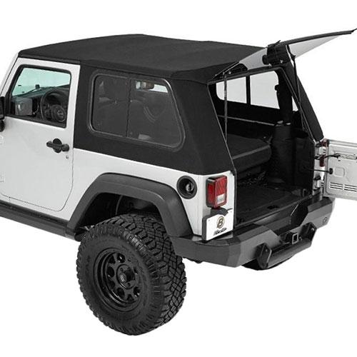 Trektop nx pro jeep jku 2-door