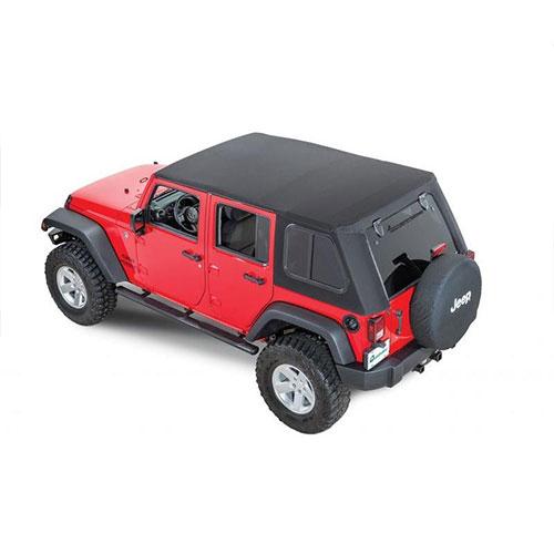 Trektop nx pro jeep jku 4-door