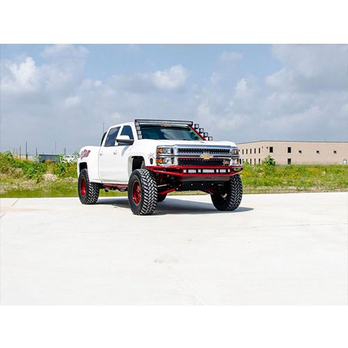 14 - 15 chevy silverado one-piece