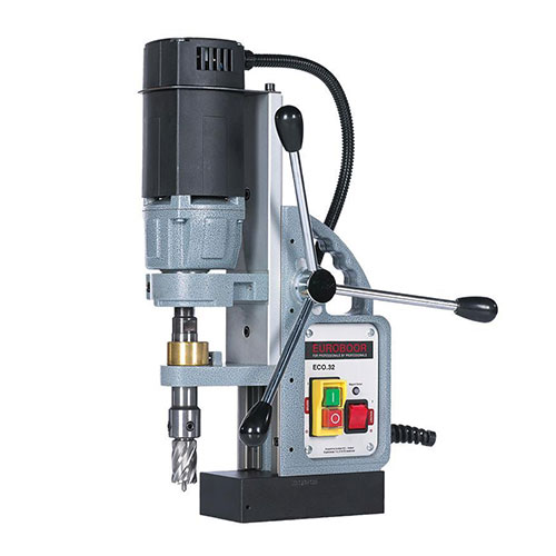 Eco.30 magnetic drilling machine up to 30mm made in holland