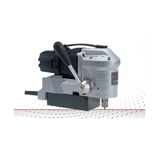 Eco.35-f magnetic drilling-threading machine up to ø 35 mm / low profile made in holland