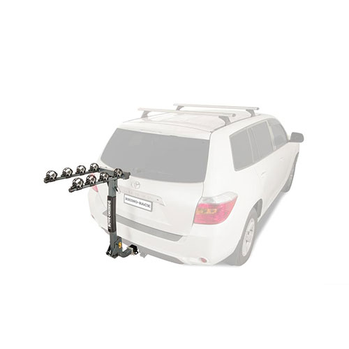 2 Arm Hitch Receiver Bike Carrier_3