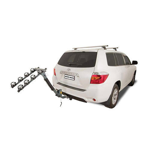 2 Arm Hitch Receiver Bike Carrier_2