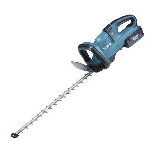 Buh550rd makita cordless hedge trimmer 550m