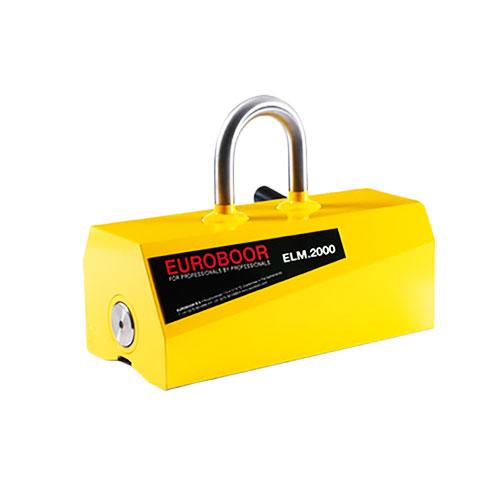 ELM.2000 EUROBOOR Permanent lifting magnet - 2000 kg_2
