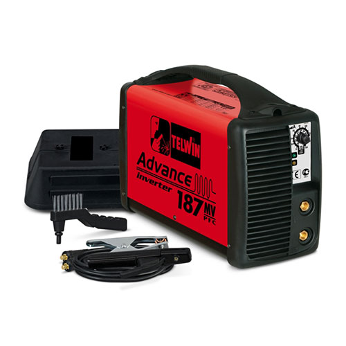 Mma Inverter welding Advance 187 MV/PFC_2