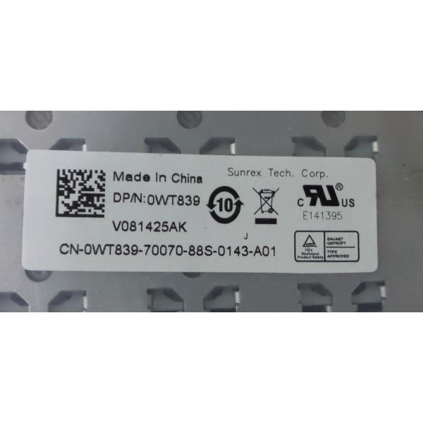 Dell PN: 0WT839 V081425AK Keyboard_3