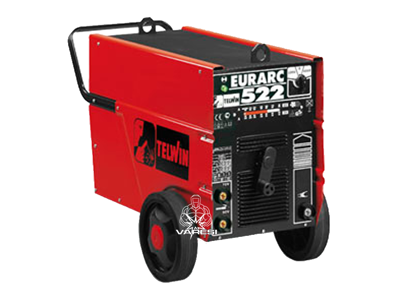 Mma welding eurarc 522,made in italy