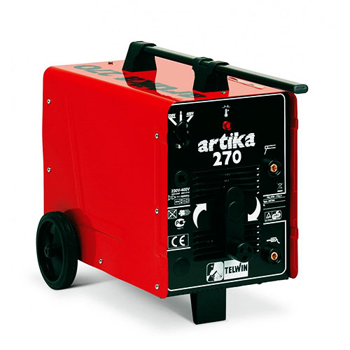 Mma welding Artika 270, made in Italy_2