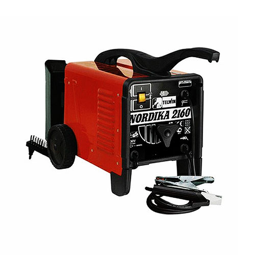 Mma ac welding nordika 2160, made in italy