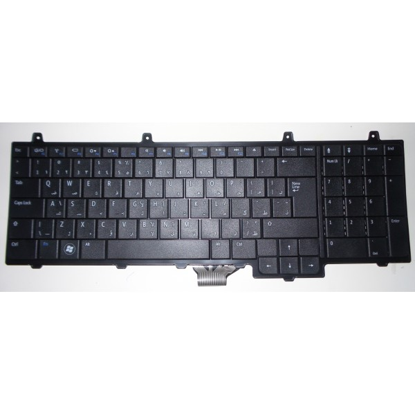 Dell PN: 0FK7DT NSK-DN00A Keyboard_2