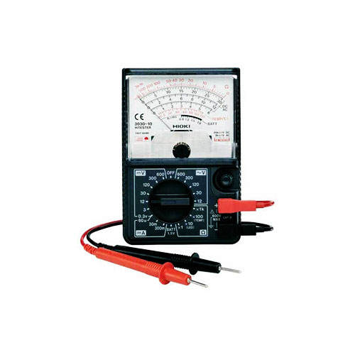 Analog multimeter 3030-10 hioki