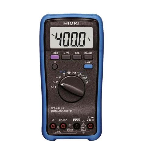 Digital Multi meter DT 4211 Hioki_2