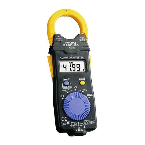 Digital ac clampmeter 3280-20 hioki