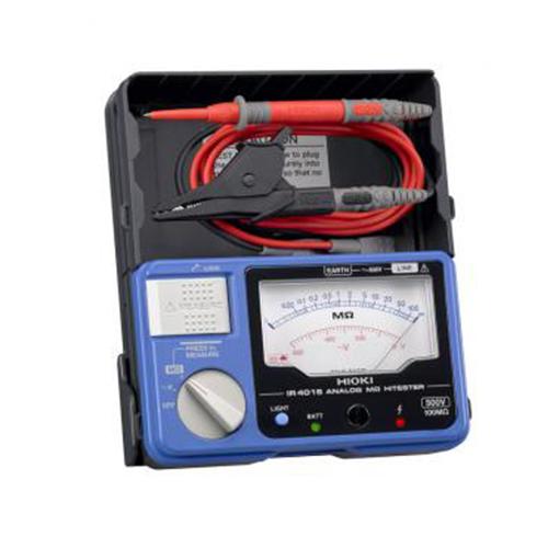 Analog Insulation tester IR 4017-20 Hioki_2