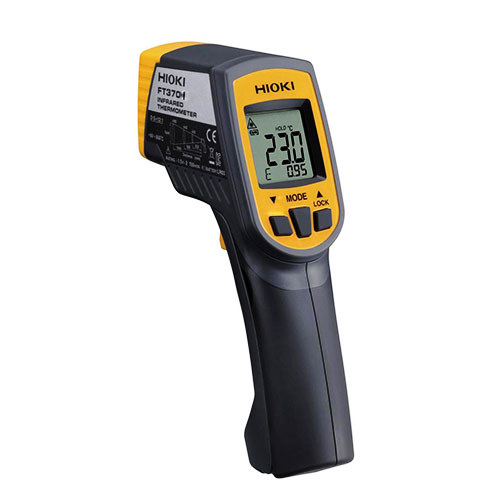 Infrared Thermometer FT3701-20 Hioki_2