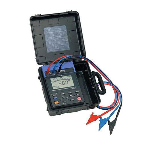 HIgh Voltage Digital Insulation Tester 3455 Hioki_2