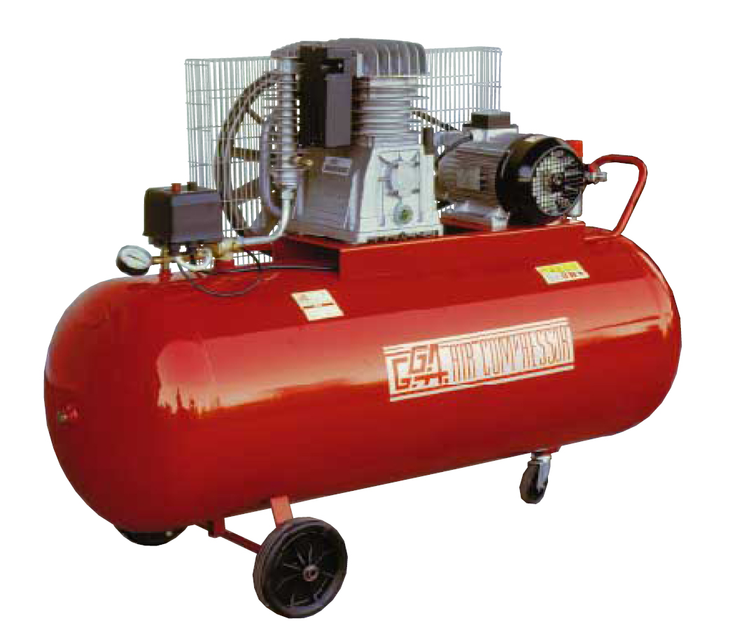 270 ltr air compressor gg600