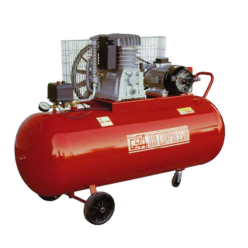 500 ltr air compressor gg690