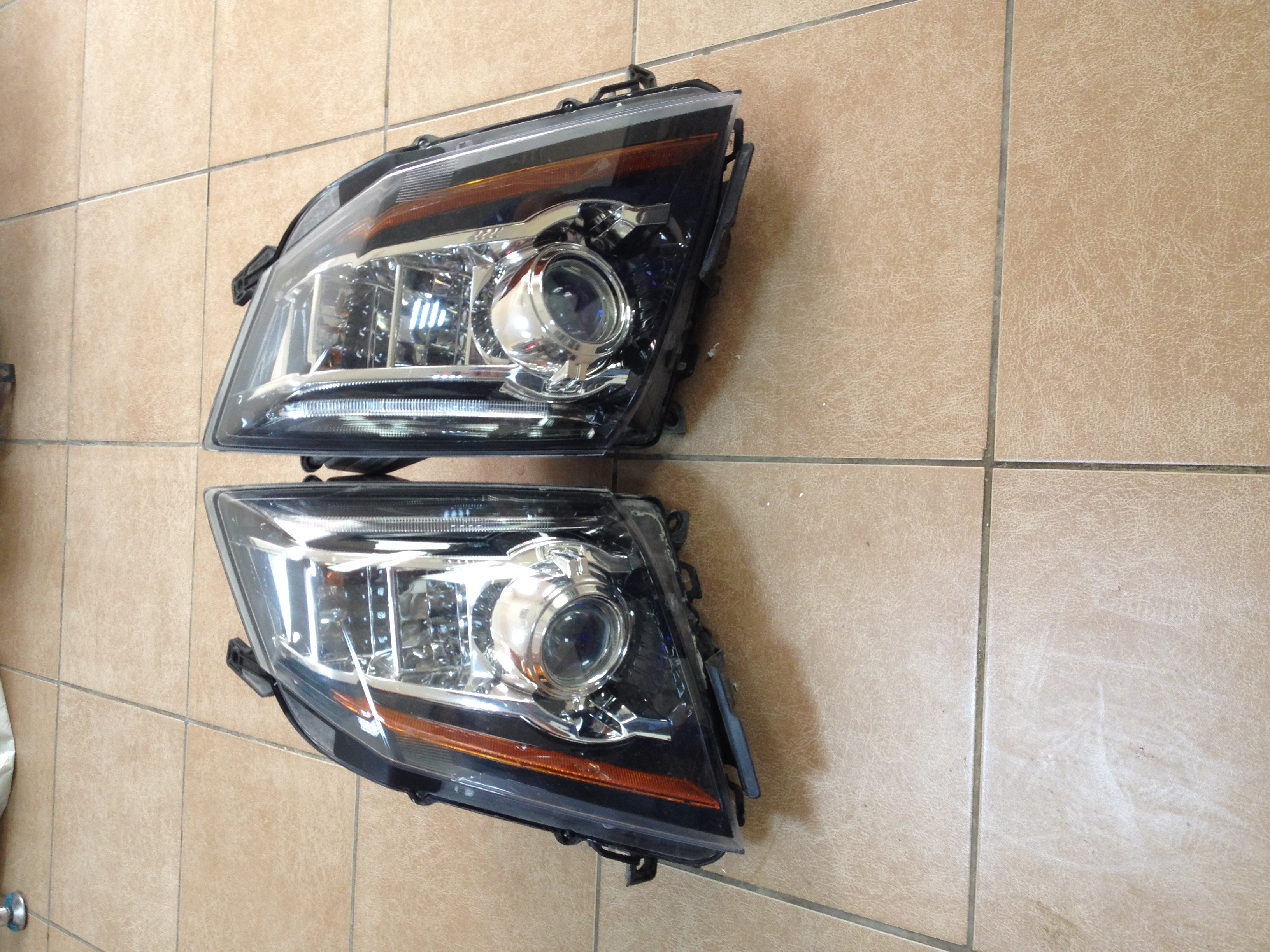 Cts headlights