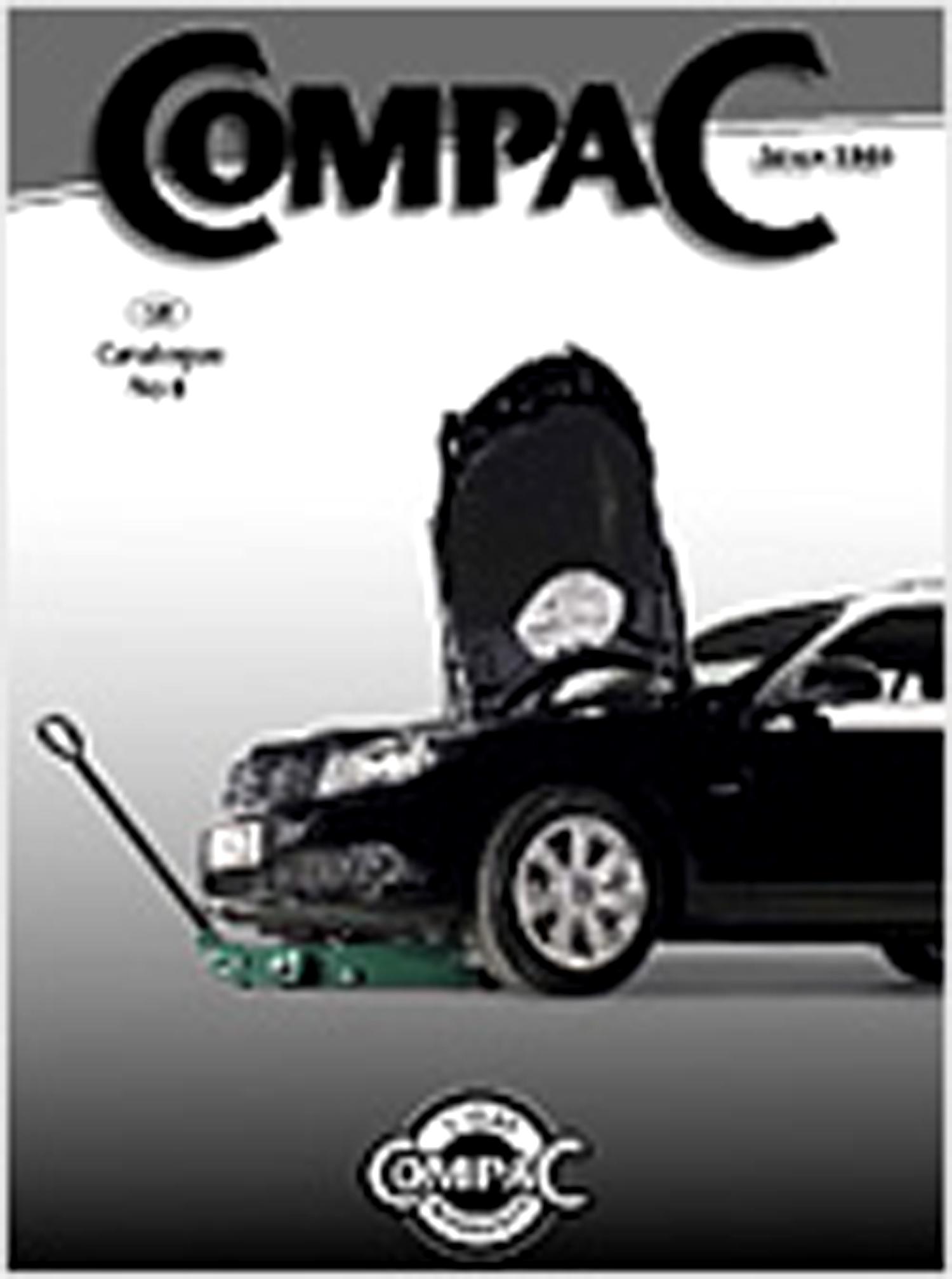 Compac denmark floor jack 4-20ton