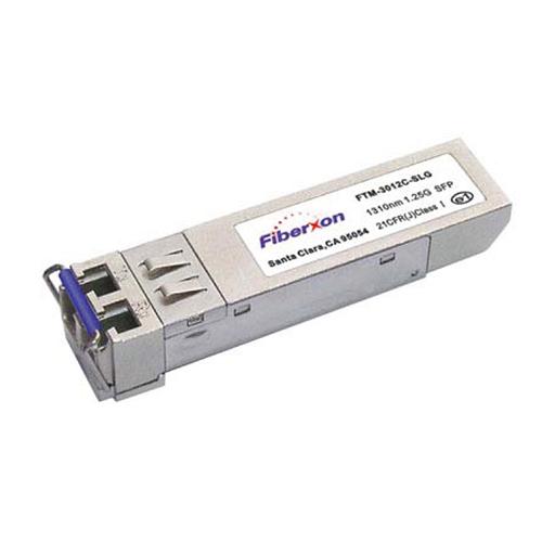 Fiberxon 1310nm 1.25g sfp 21cfr(j) class