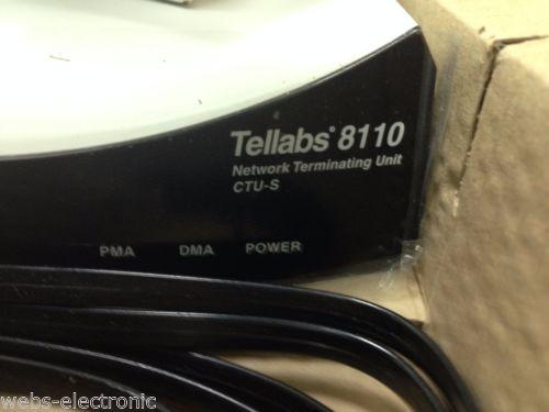 Tellabs 8110 Network Termination Units CTU-S G.703_4