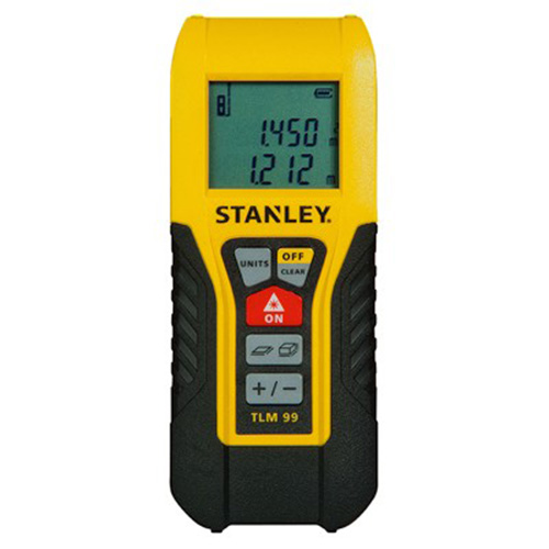 Stanley laser measurement 30 metre tlm99