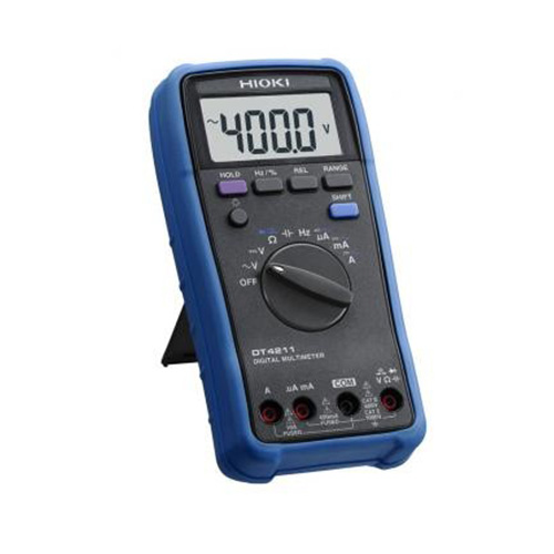 Hioki digital multimeter 4211