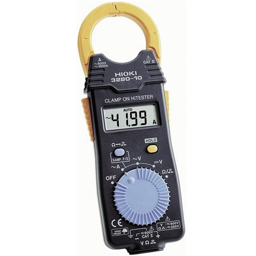Hioki digital clamp on tester 3280-10