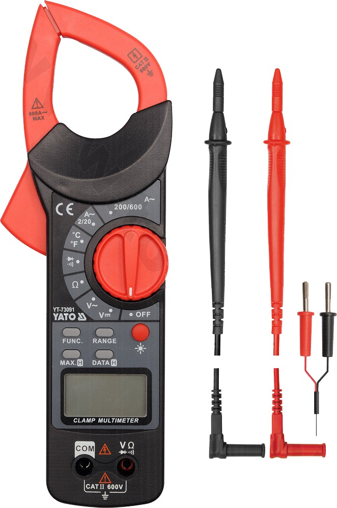 Yato digital clamp meter yt-73091