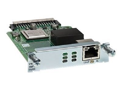 CISCO VWIC3-1MFT-T1/E1 Trunk Voice/WAN Interface Card