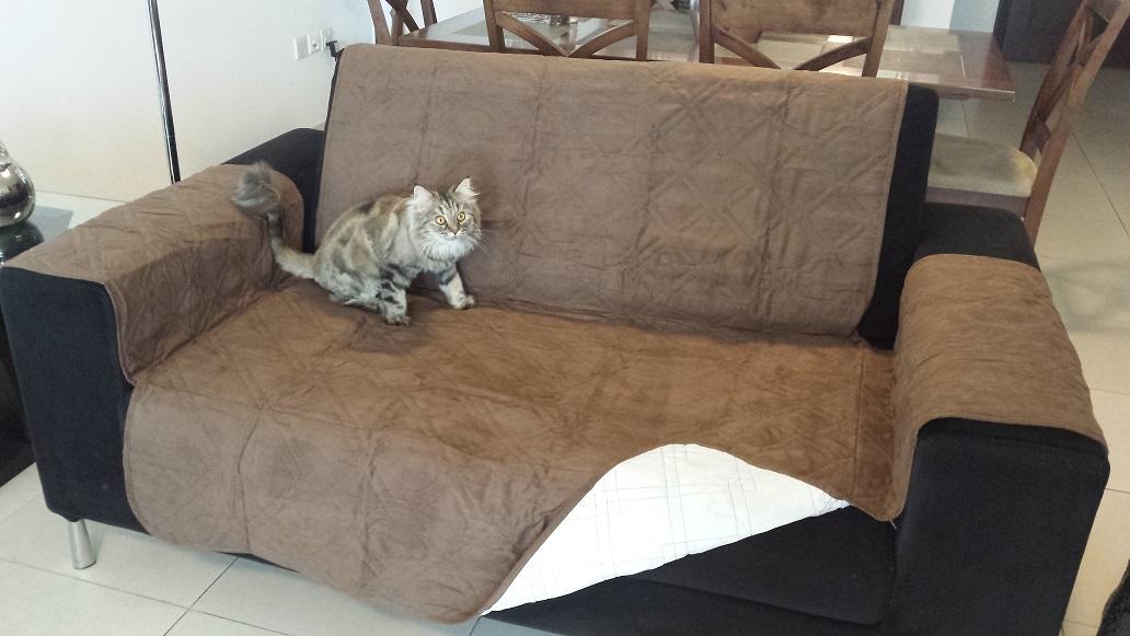 Full seat luxury sofa cover