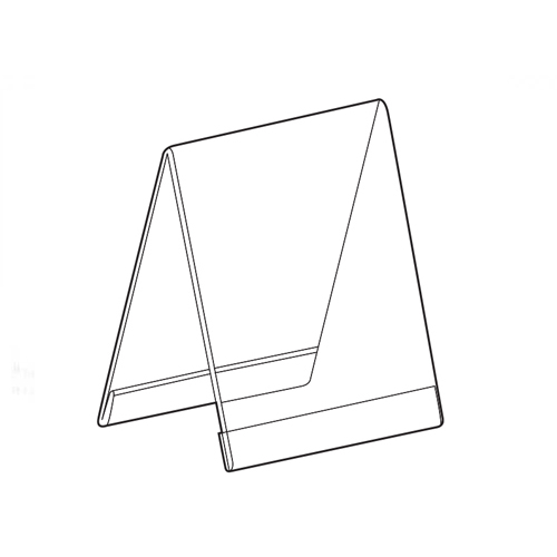 ACRYLIC SHOWCARD STAND_3