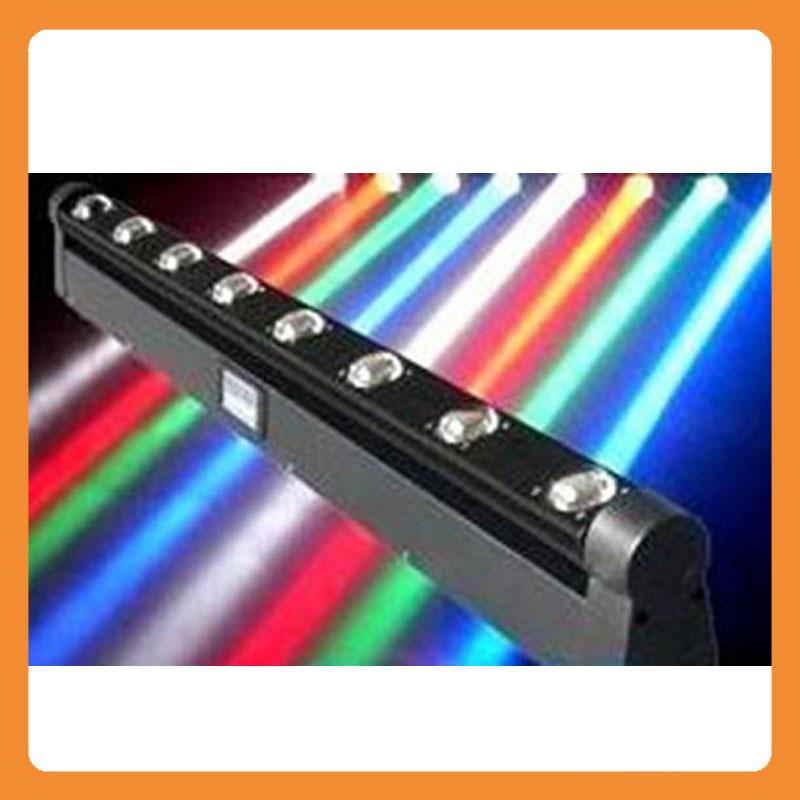 Xy-8010 8x10w led beam moving head light