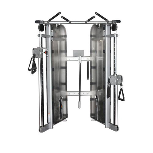 Sports links fm-3005- dual adjustable pulley strength equipments