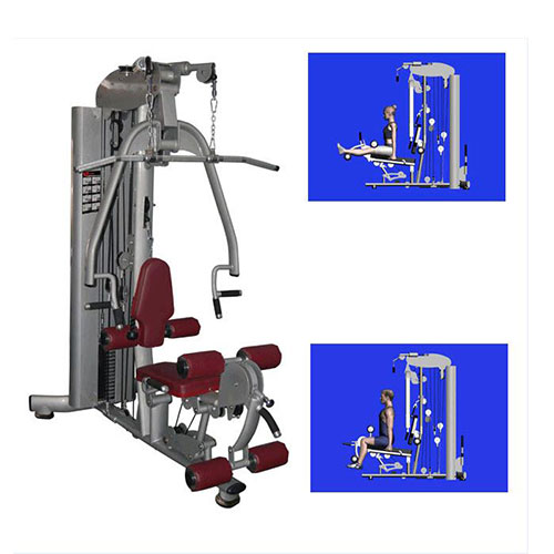 SPORTS LINKS FM-3001-1-STALLION MULTI HOME GYM STRENGTH EQUIPMENTS_2