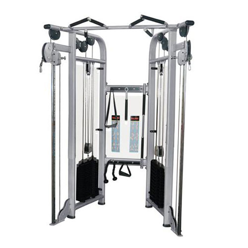 SPORTS LINKS FM-1002-DUAL ADJUSTABLE PULLEY STRENGTH EQUIPMENTS_2