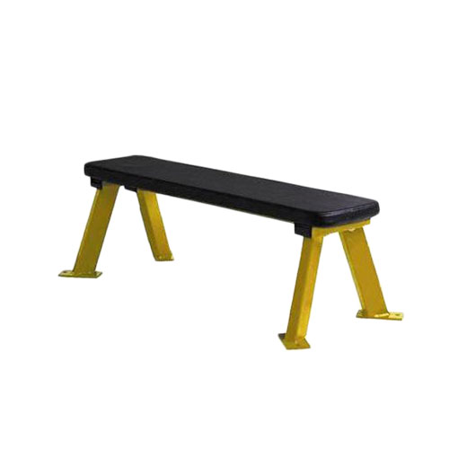 Sports links hs – 3006 flat bench std strength equipments