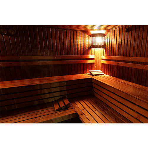 Sports links sauna sauna and steam