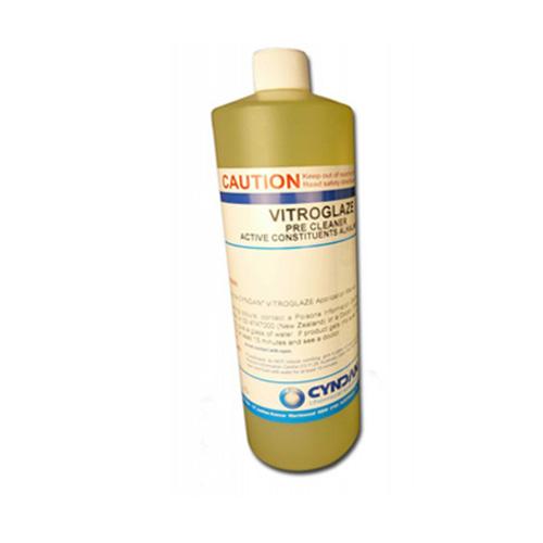 Binanosol vitroglaze glass precleaner