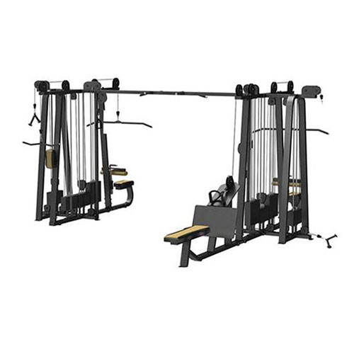 SPORTS LINKS 1064 MULTI STATION 9 STATION STRENGTH EQUIPMENTS_2