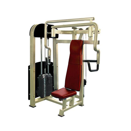 SPORTS LINKS B 002 SEATED CHEST PRESS STRENGTH EQUIPMENTS_2