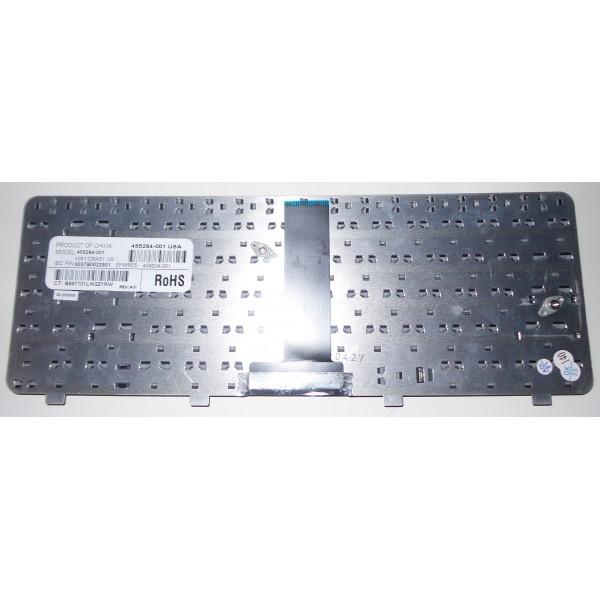 HP 540 550 Series Keyboard 455264-001_4