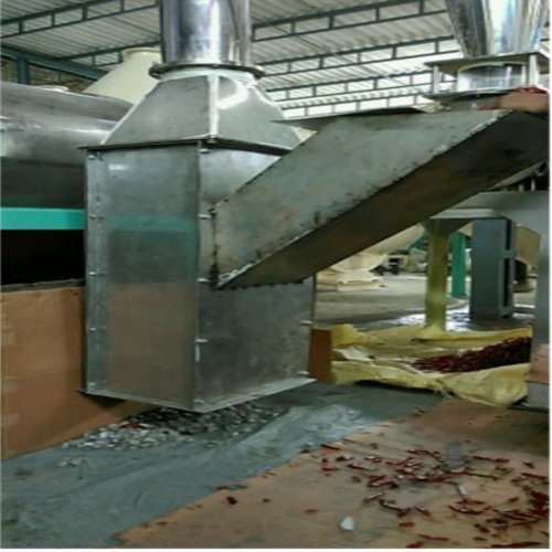 Lithotech food and spice machinery spice cleaning system