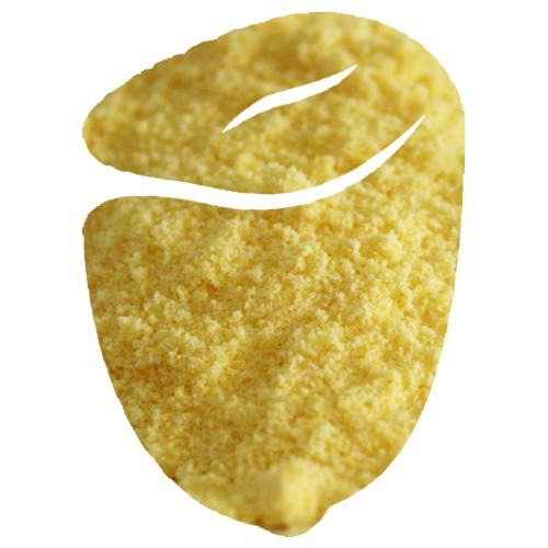 Grain span degermed corn flour / polenta