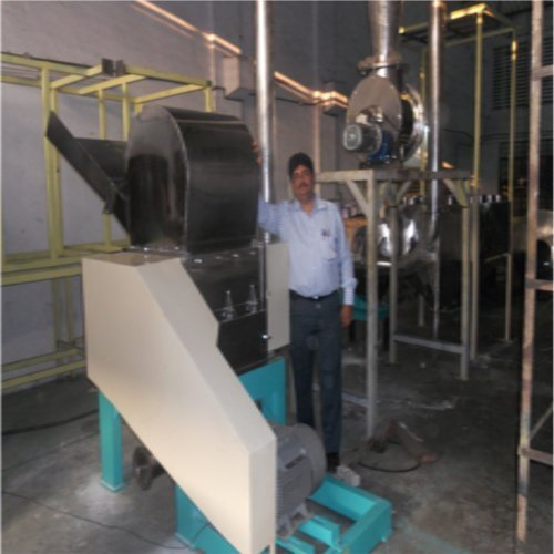Lithotech food and spice machinery spices crusher