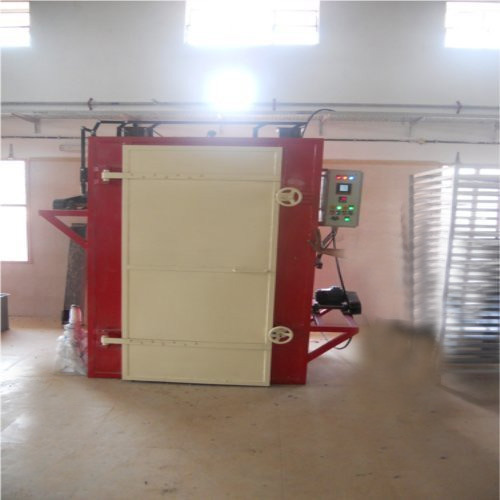 Lithotech food and spice machinery spices batch type tray dryer