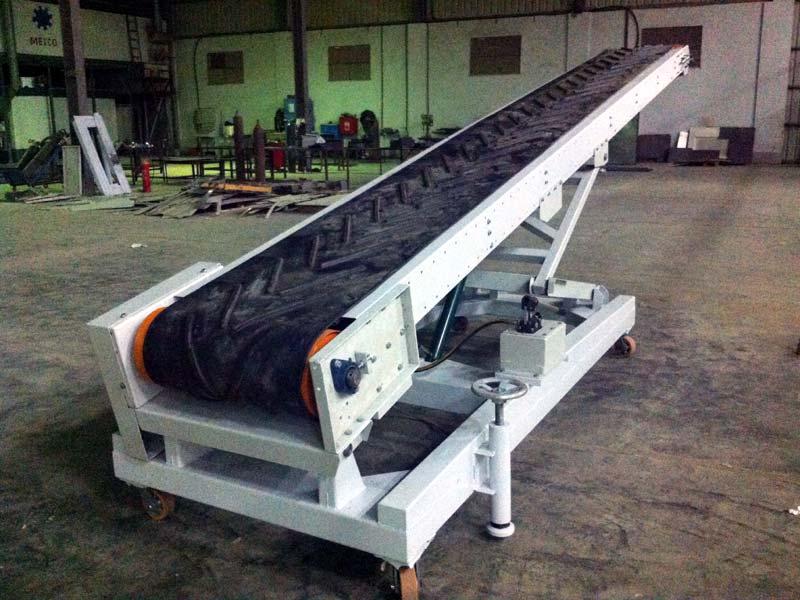 Egyroll mobile conveyor