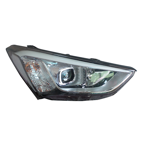 Hyundai santafee 2W right & left side lights_2